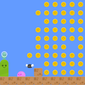 screenshot of coin collector
