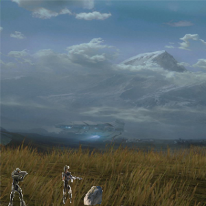 screenshot of 2D Halo