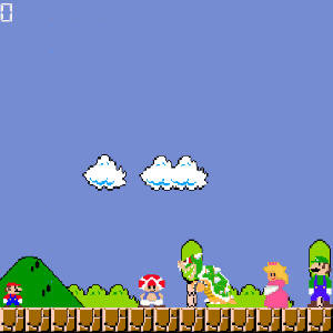 Super Mario Bros. The Flowlab Edition Beta