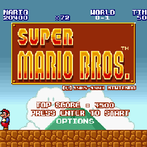 Super Mario Bros. (Beta version)