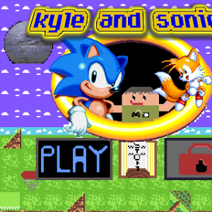 Kyle & Sonic