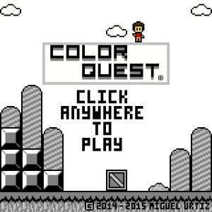 screenshot of Color Quest