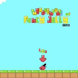 screenshot of The Adventures Of Fancy Jelly