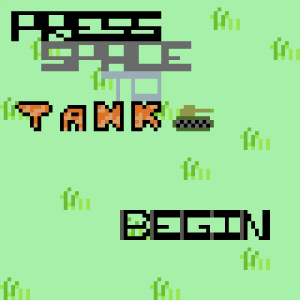 Press Space to TANK