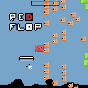 screenshot of Red Flop