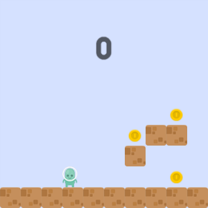 screenshot of Simple Coin Collect