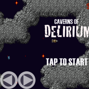 Caverns of Delirium - iPhone