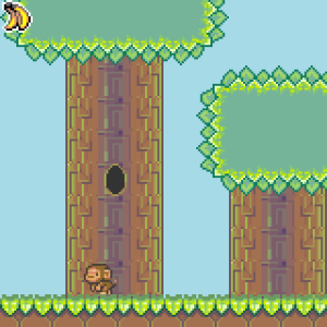 screenshot of Morton the Monkey