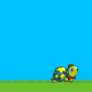 screenshot of Tristan the Time Travelling Turtle