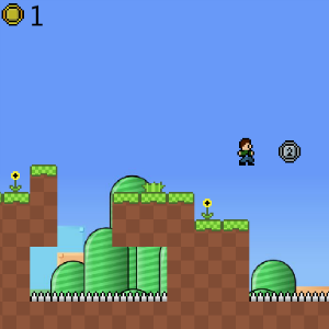 screenshot of Example of a Game